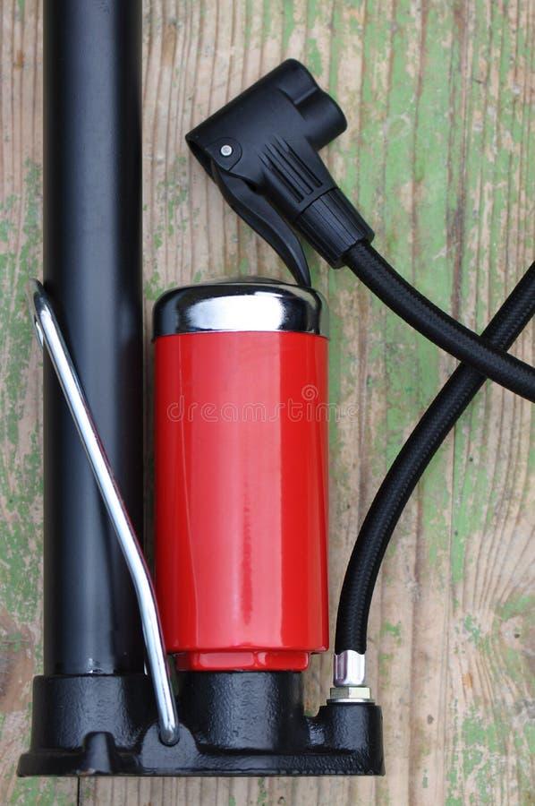 Bicycle Pump royalty free stock image