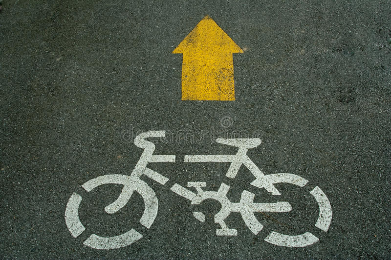 Download Bicycle Sign Stock Photos - Image: 19453363
