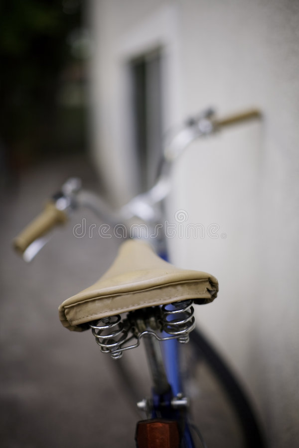 Bicycle in summer royalty free stock images