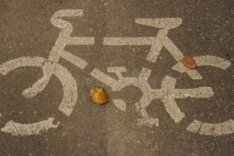Download Bicycle Symbol Stock Image - Image: 27753961
