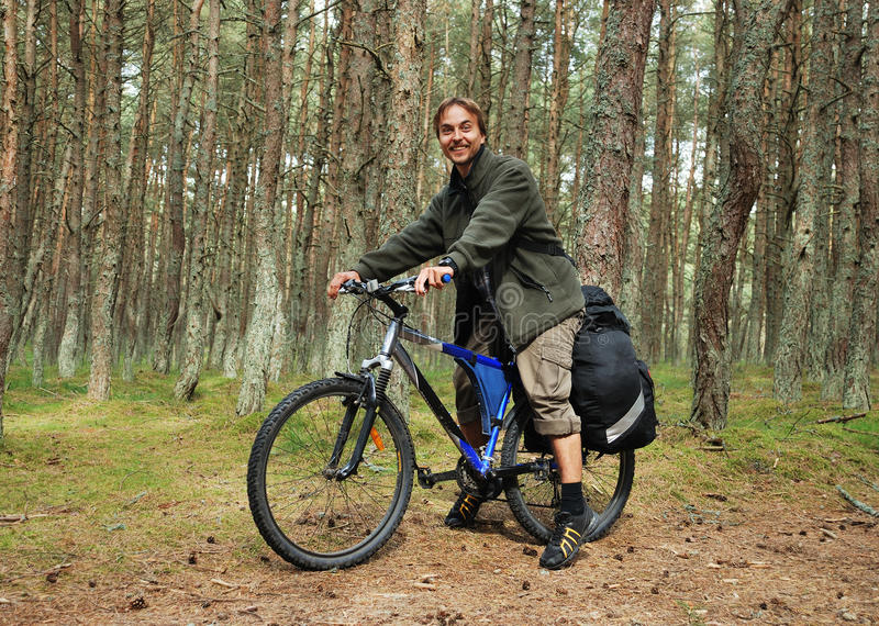 Download Bicycle travel stock photo. Image of lifestyle, riding - 14835210