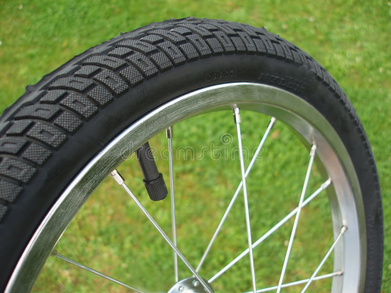 Download Bicycle Wheel Stock Photos - Image: 198363