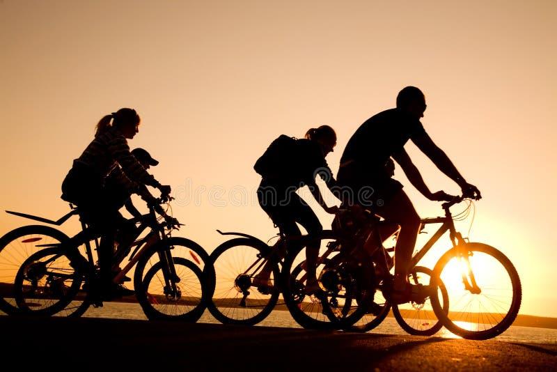 Bicycler imagens de stock royalty free