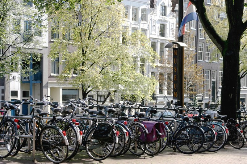 Download Bicycles Stock Image - Image: 1451041