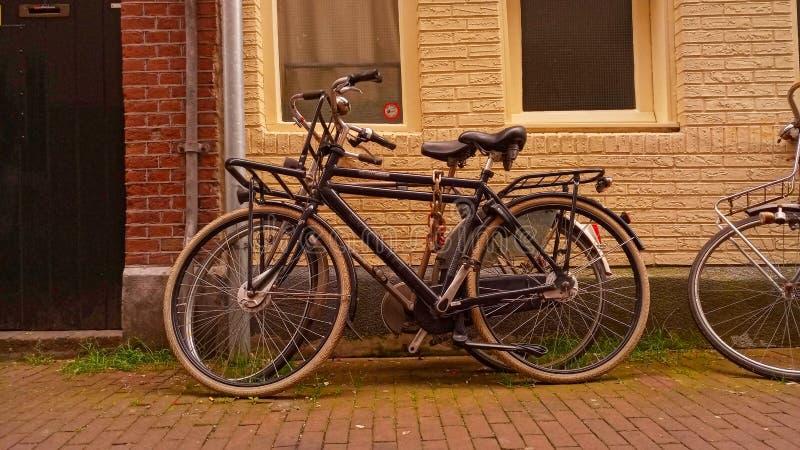 Bicycles fechado imagens de stock