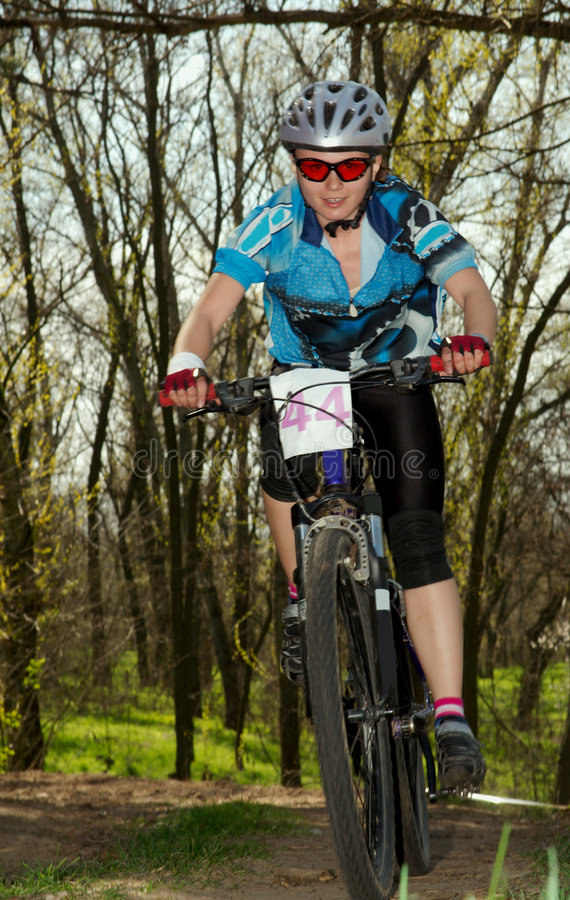 Bicyclette photo libre de droits