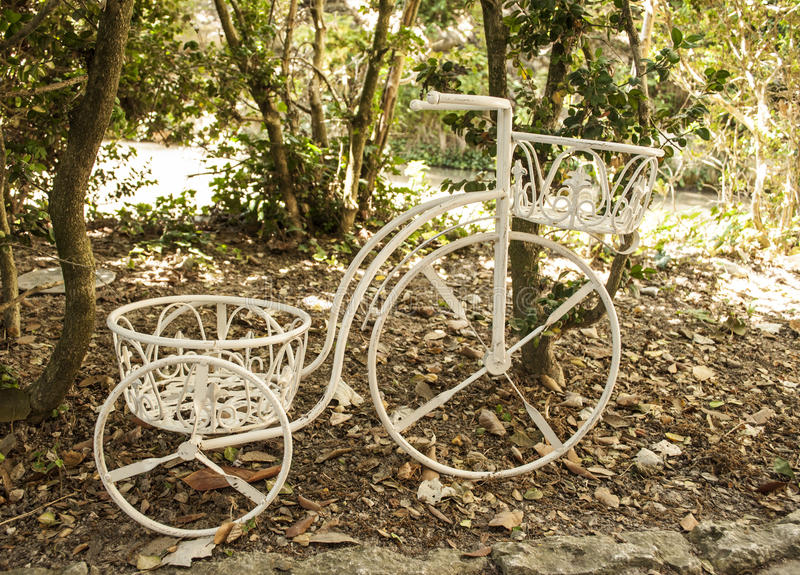 Bicyclette décorative
