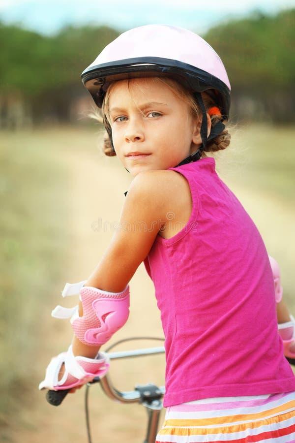 Bicyclist zdjęcia royalty free
