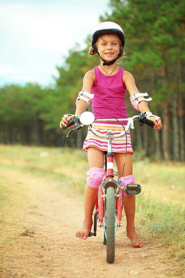 Bicyclist zdjęcie royalty free