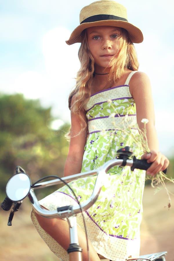 Bicyclist zdjęcia stock