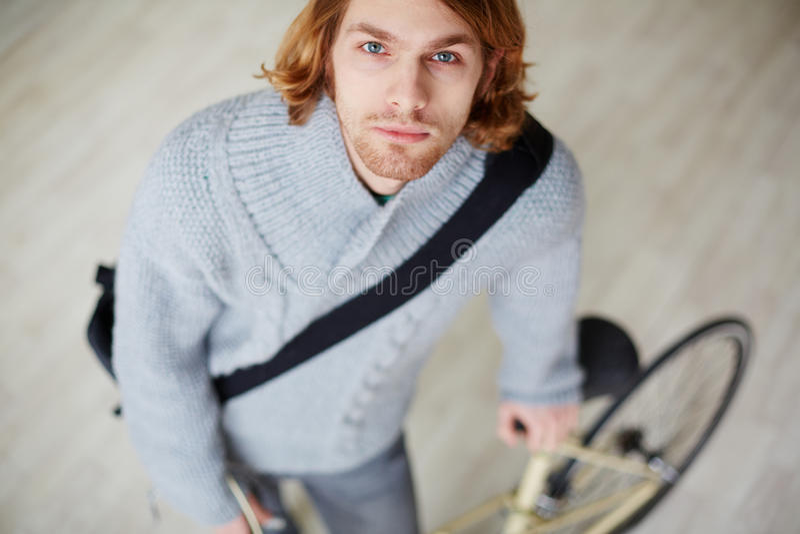 bicyclist stock afbeeldingen