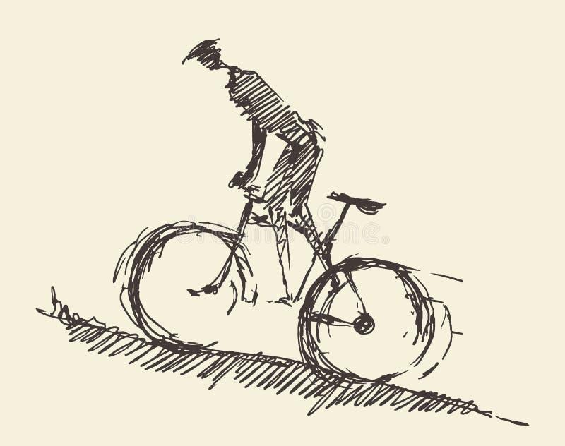 Прикольные рисунки велосипедов