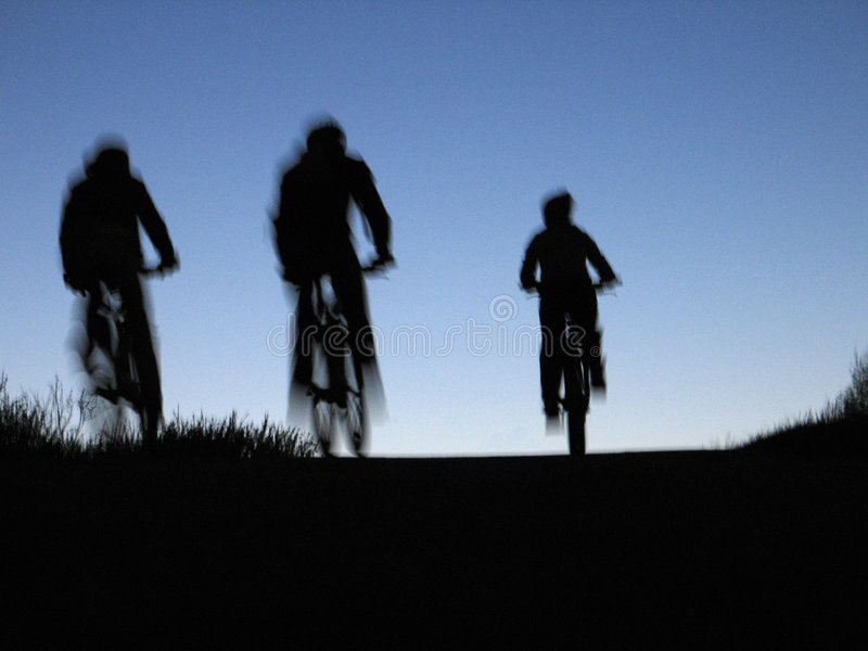 Download Bicyclists Royalty Free Stock Photos - Image: 3566028