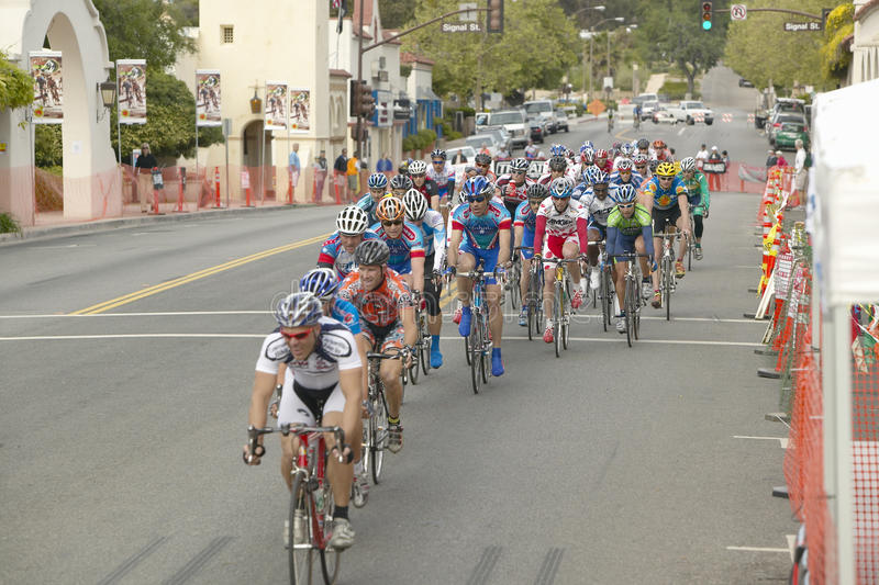 Bicyclists amadores dos homens fotos de stock royalty free