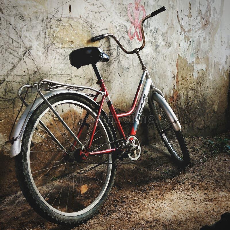 Bicykl jest dobrym rzeczą obrazy stock