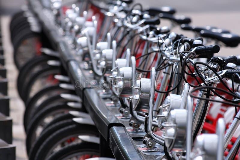bicykle jawni zdjęcie stock