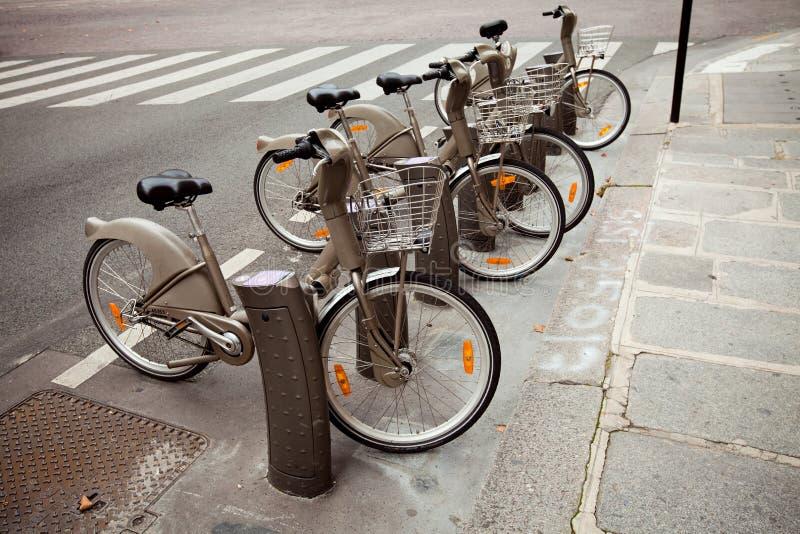 bicyklu czynsz obraz royalty free
