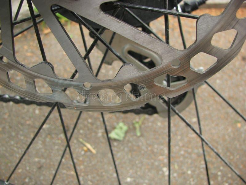 Bicyklu hamulec obraz royalty free