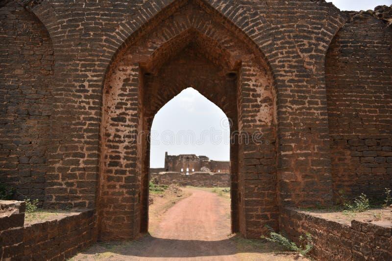 Bidar-Fort, Bidar, Karnataka stockfoto