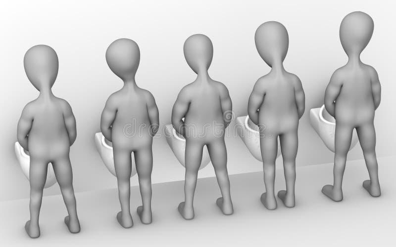 Download Bidet ilustracji. Ilustracja złożonej z basen, nowożytny - 13327935