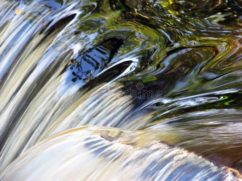 bieżąca woda fotografia royalty free