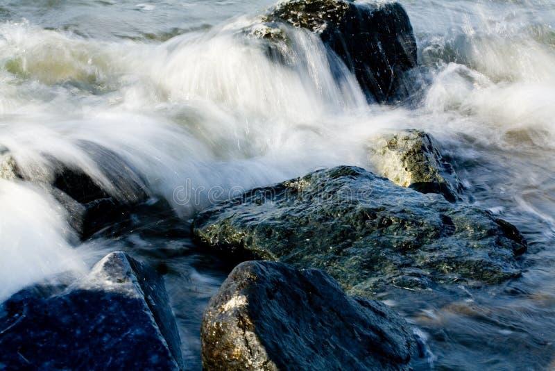 bieżącej wody. zdjęcie royalty free