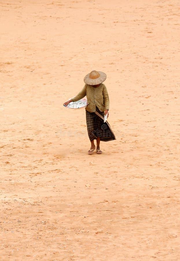 biedna kobieta zdjęcia royalty free