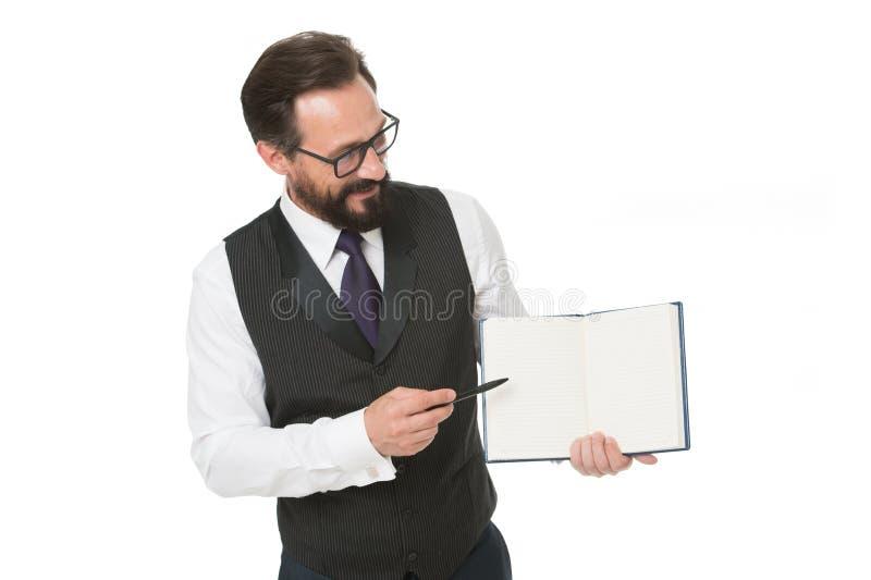 Biegłych eyeglasses mądrze nauczyciel Głośnikowy biznesowej konferencji odosobniony biel Łączy elita akademii biznesowego wydarze obraz royalty free