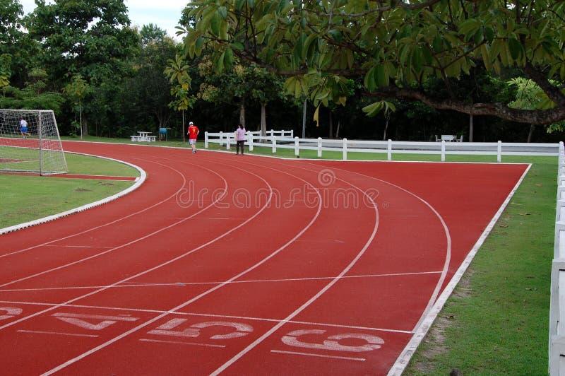 Biegać dla lepszy ciała zdjęcia stock