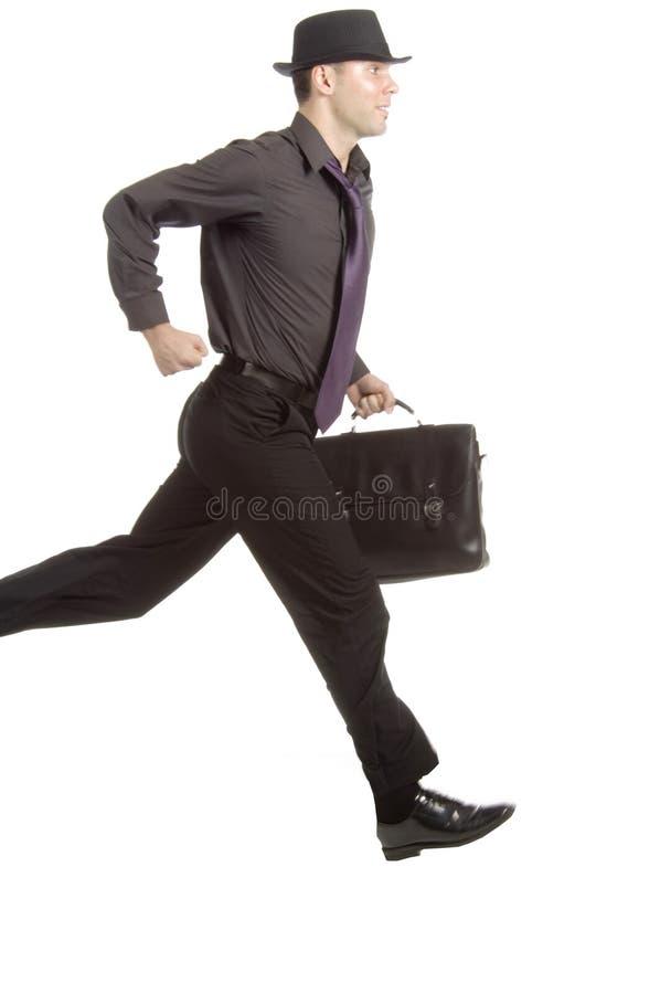 biegacz człowieka zdjęcia royalty free