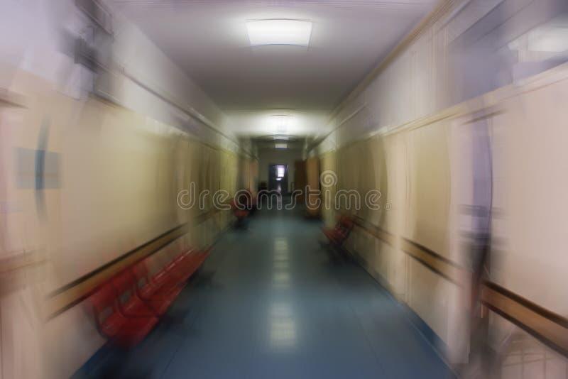 biegnij korytarza