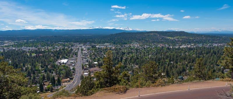 Biegung, Oregon lizenzfreies stockfoto
