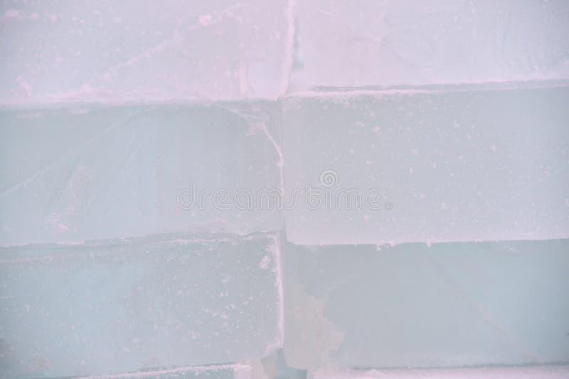 Biel śnieg mrożonej wody zimno lód horyzontalny zdjęcia royalty free