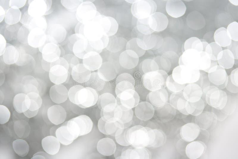 Biel błyska abstrakcjonistycznego tło zdjęcie stock