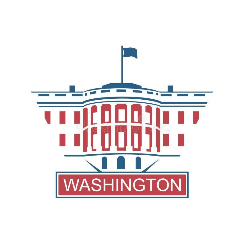 Biel domowa ikona ilustracji