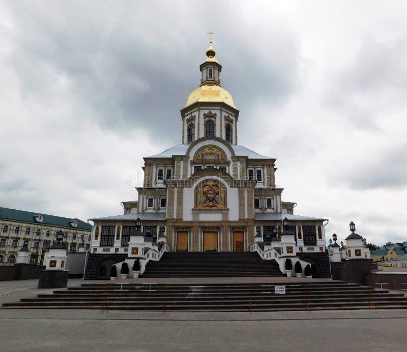 Biel Kamienna katedra - bóg ` s dom obraz royalty free