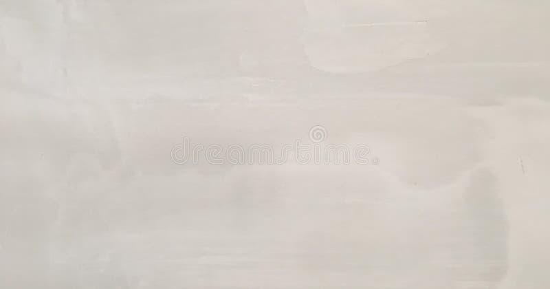 Biel myjący malujący textured abstrakcjonistyczny tło z muśnięć uderzeniami w bielu i czerni cieniach Abstrakcjonistyczni obraz s royalty ilustracja
