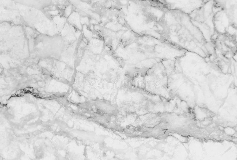 Biel popielata marmurowa tekstura obrazy royalty free