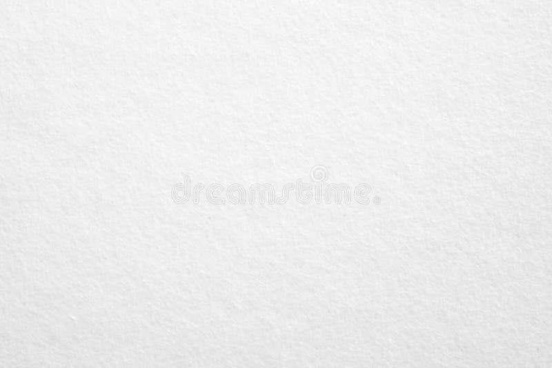 Biel tekstury ściennego tła papierowej karty szary światło stary z zdrojem obraz stock