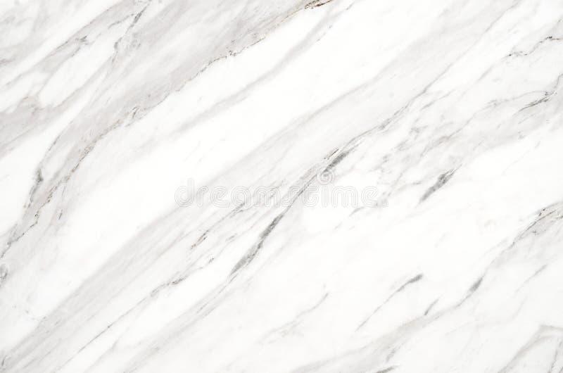 Biel tekstury marmurowy tło, abstrakcjonistyczna naturalna tekstura dla de zdjęcie stock