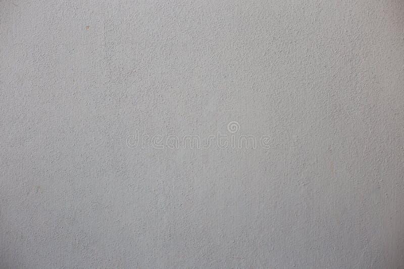 Biel textured ścianę z niektóre cieniem przy krawędzią zdjęcie stock