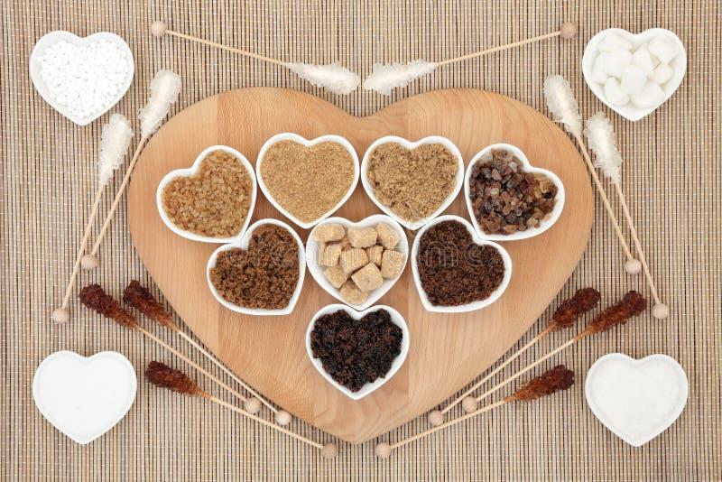 Download Biel Węglowodanów Diety Cukieru Niezdrowy Biel Obraz Stock - Obraz złożonej z molasy, abstrakt: 53789961