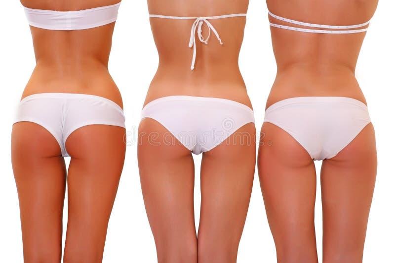 Download Bielizna biel zdjęcie stock. Obraz złożonej z model, target60 - 9077508