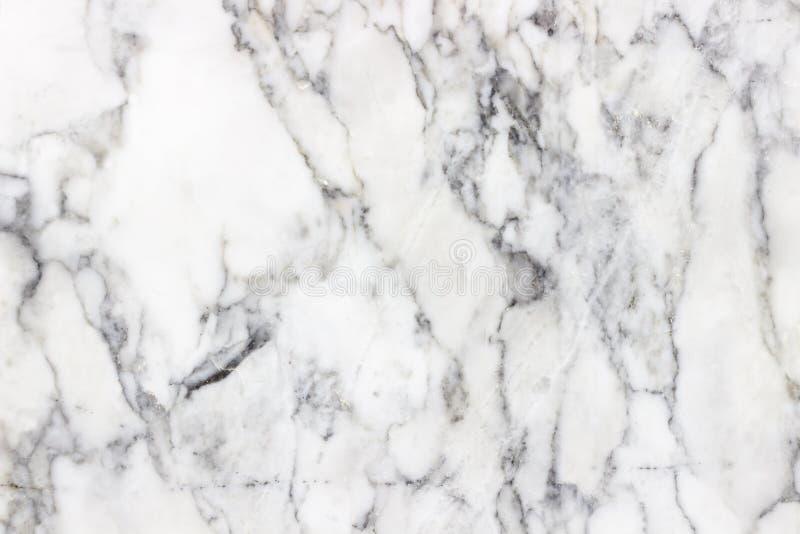 Bielu marmuru kamienia tła grunge natury granitowy szczegół obraz royalty free