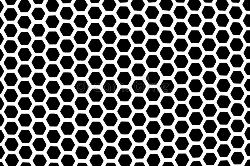 Bienenstockhintergrund lizenzfreie stockbilder