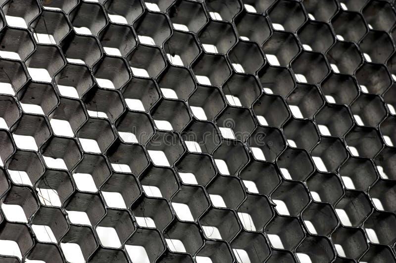 Bienenwabe-Muster stockfotografie
