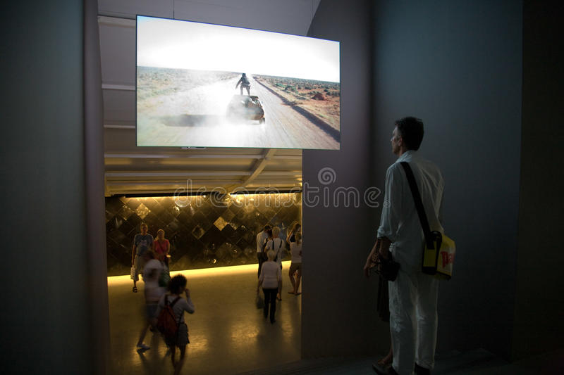 Download Biennale Di Venezia, 2009 Art Exibithion Venice Editorial Photo - Image: 10454041