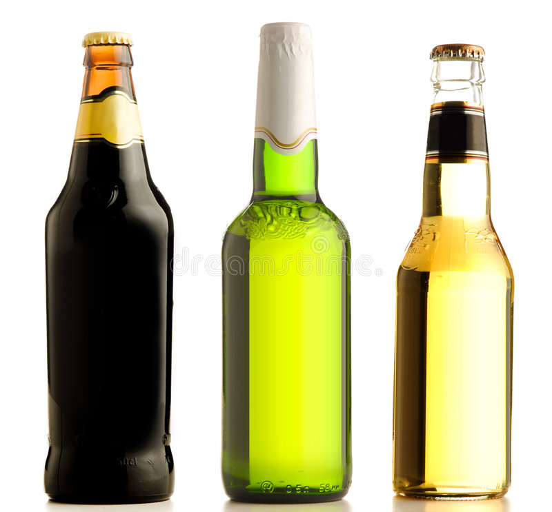 Bier royalty-vrije stock afbeeldingen