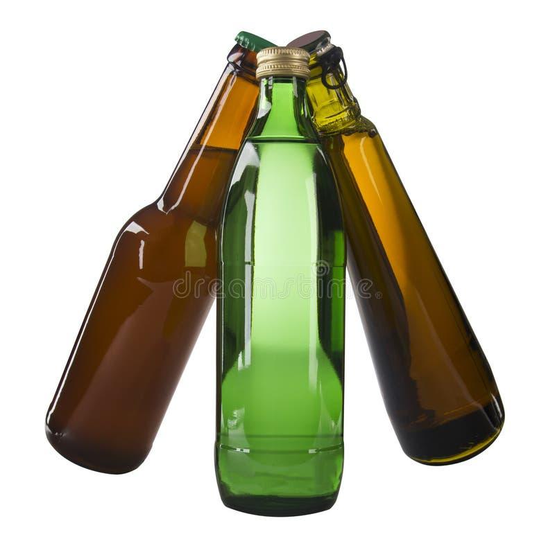 Download Bier en gebotteld water stock afbeelding. Afbeelding bestaande uit bier - 39104109