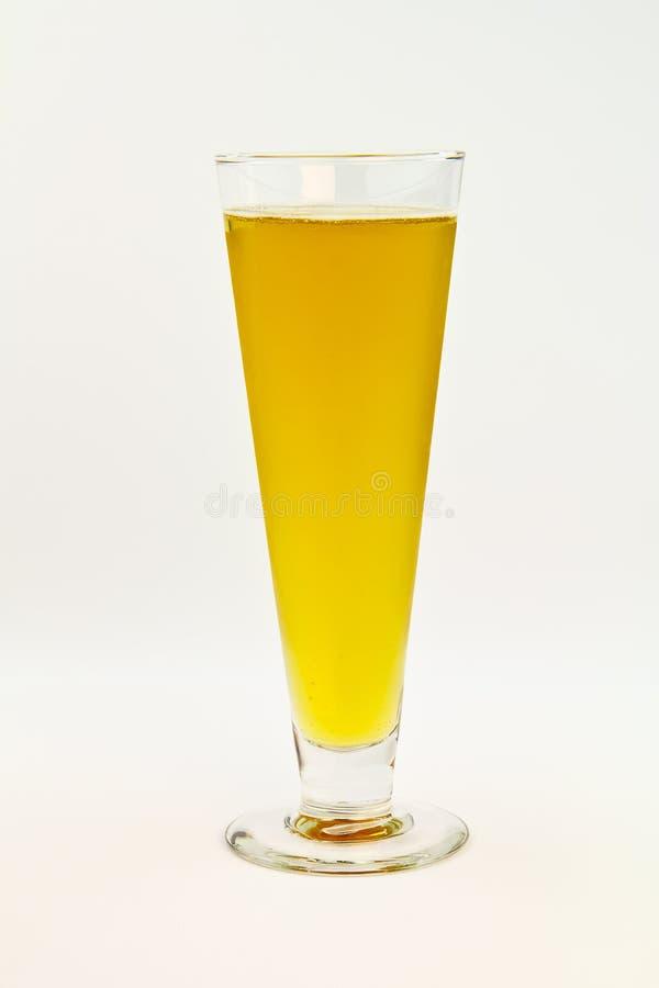 Bier en Glas stock afbeeldingen
